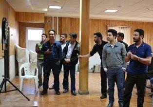 برگزاری مسابقات دارت کارخانجات سطح شهرستان به میزبانی نیروگاه زرند