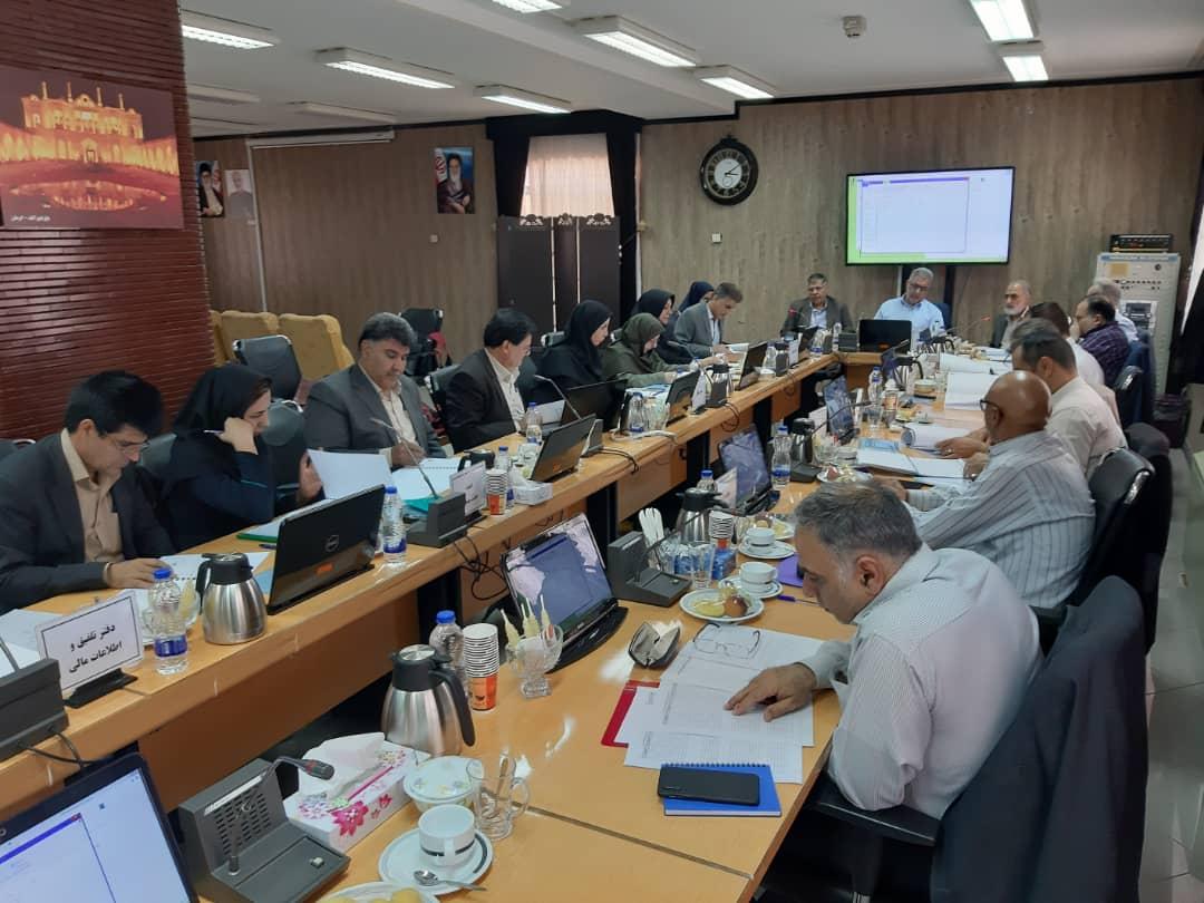 برگزاری جلسه مجمع عمومی شرکتهای مدیریت تولید برق کرمان، یزد و زرند